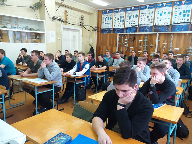 семинар для студентов 3-4 курсов электротехнического отделения на тему «Независимая оценка квалификаций».