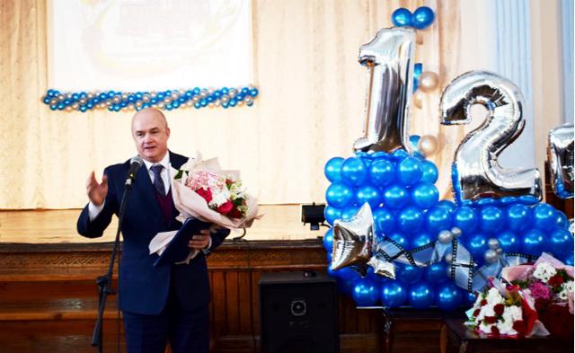 Руководители Костромаэнерго поздравили коллектив Костромского энергетического техникума с юбилеем