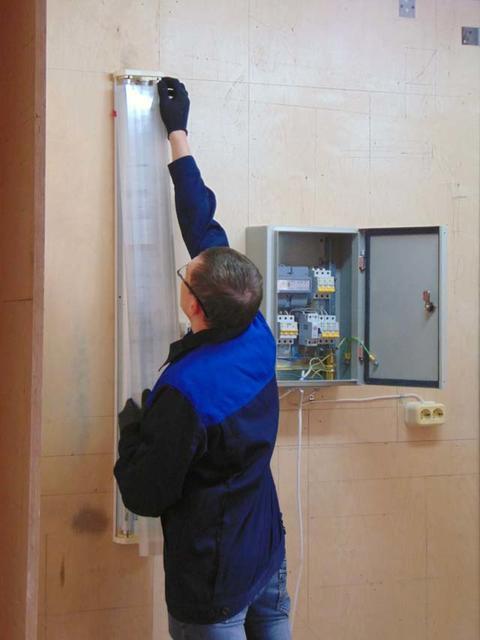 Квалификационный экзамен по профессиональному стандарту «Электромонтажник домовых электрических систем и оборудования 3 уровня.