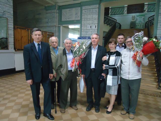 Григорьеву ЮВ 80 лет 2017 1