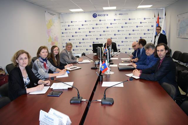 совещание ПАО «МРСК Центра и Приволжья» и региональных учреждений образования