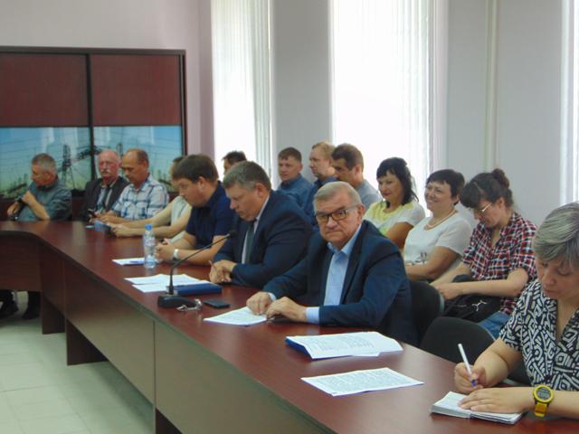 Круглый стол МУП Городские сети 2017 3