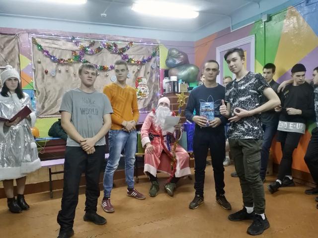 праздничная дискотека в общежитии «Костромского энергетического техникума