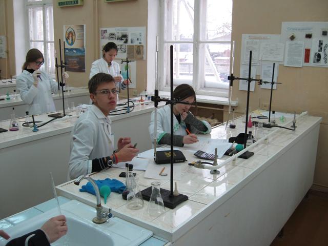 Олимпиада школьников по химии 2018 4