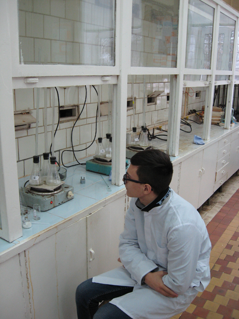Олимпиада школьников по химии 2018 5