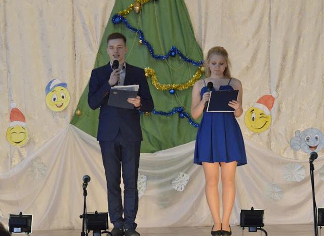 Отчетный концерт коллективов ДО 2017 2