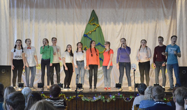 Отчетный концерт коллективов ДО 2017 3