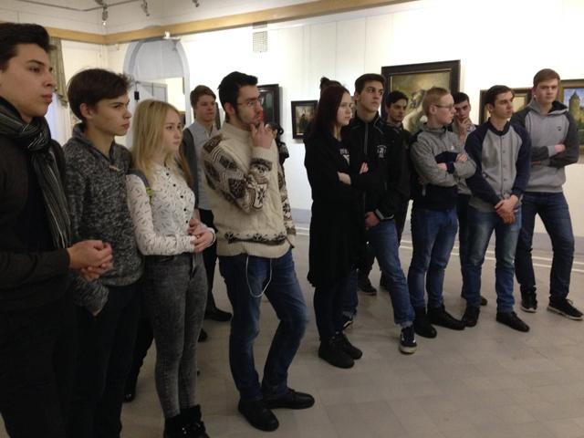 Выставка Романовский музей 2018 3