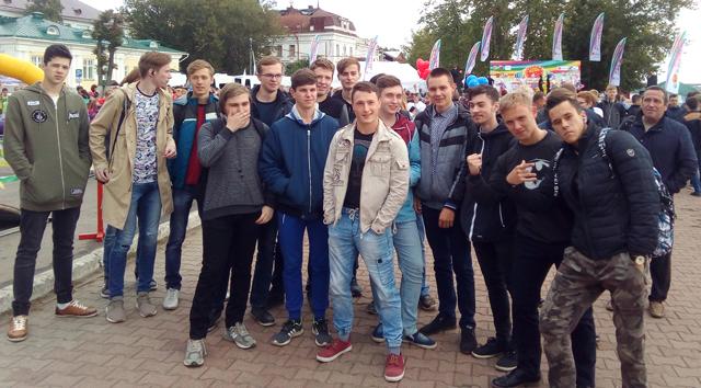 Волна здоровья Кострома 2017 1