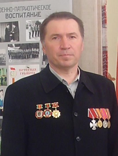 Барышников Андрей Алевтиевич
