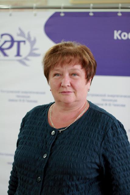 Андрианова Татьяна Анатольевна