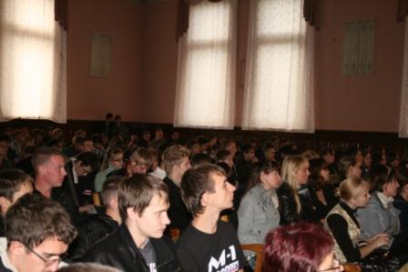 День рождения техникума 2011