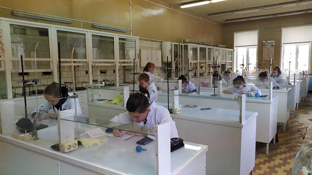 Экзамен ХТО лаборант 2020 1