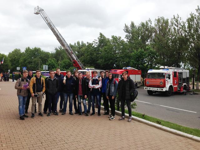 Мероприятие по пожарной безопасности 2018 1