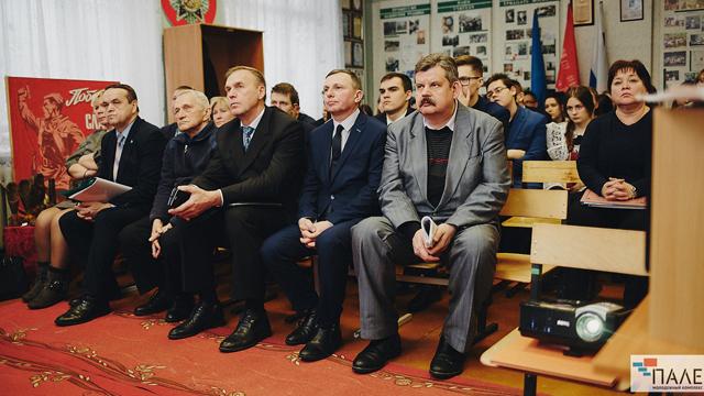 встреча поколений «Все с этим городом навек...», посвященная 75 - летаю со дня окончательного снятия блокады Ленинграда.