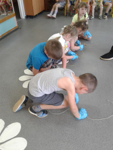 работа по ранней профориентации детей дошкольного возраста.