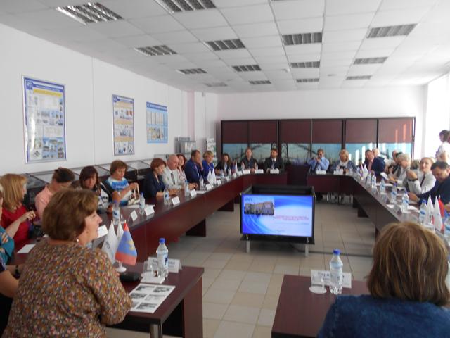 Региональное совещание МРСК 2017 1
