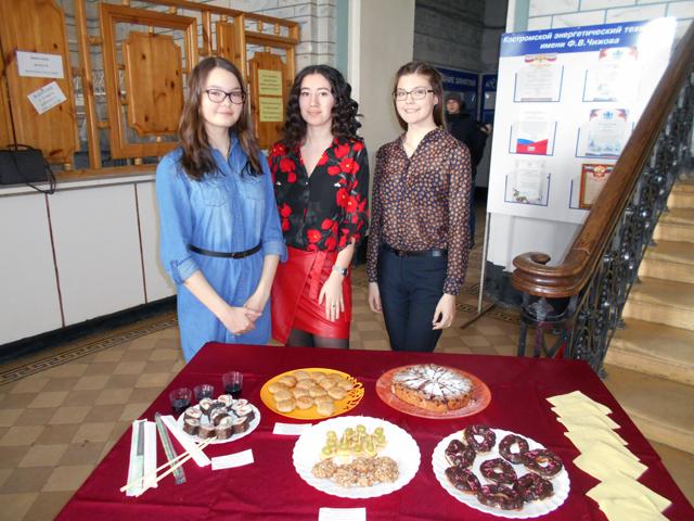 выставка творческих и кулинарных работ