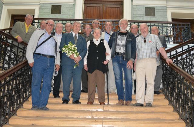 Встреча выпускников 1967 2017 1