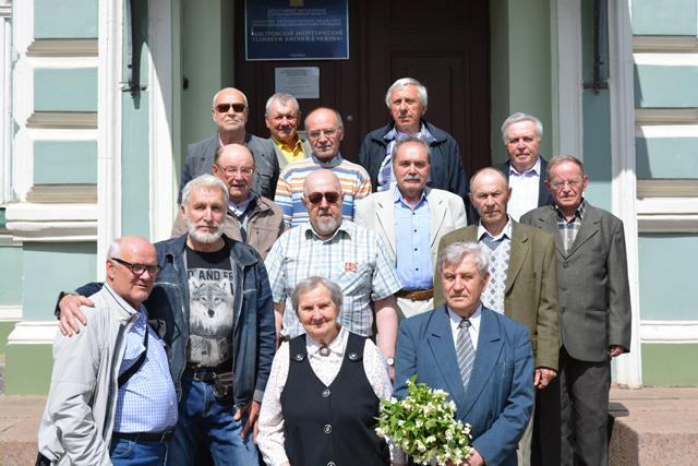 Встреча выпускников 1967 2017 2