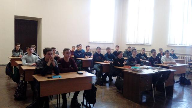 Уроки мужества в рамках реализации программы «Гражданин России»